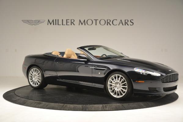 Used 2007 Aston Martin DB9 Convertible for sale Sold at Bugatti of Greenwich in Greenwich CT 06830 10