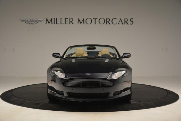 Used 2007 Aston Martin DB9 Convertible for sale Sold at Bugatti of Greenwich in Greenwich CT 06830 12