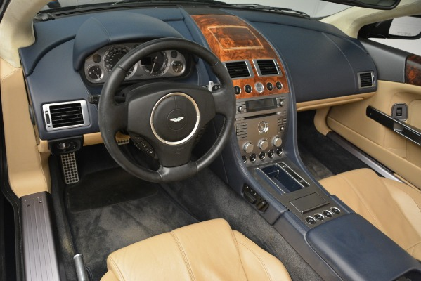 Used 2007 Aston Martin DB9 Convertible for sale Sold at Bugatti of Greenwich in Greenwich CT 06830 14