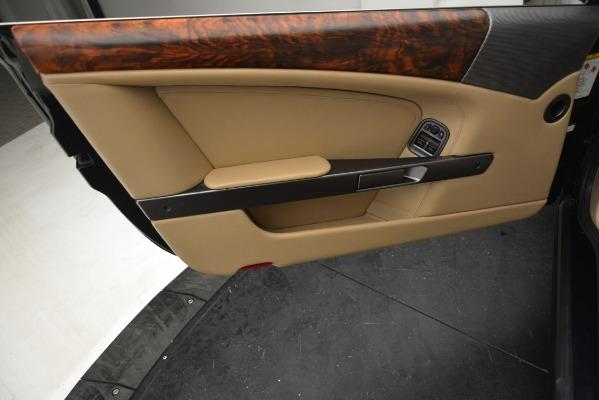 Used 2007 Aston Martin DB9 Convertible for sale Sold at Bugatti of Greenwich in Greenwich CT 06830 16