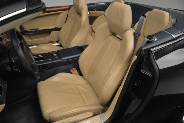 Used 2007 Aston Martin DB9 Convertible for sale Sold at Bugatti of Greenwich in Greenwich CT 06830 17