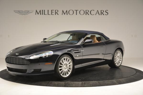 Used 2007 Aston Martin DB9 Convertible for sale Sold at Bugatti of Greenwich in Greenwich CT 06830 23