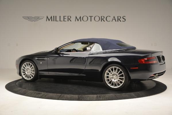 Used 2007 Aston Martin DB9 Convertible for sale Sold at Bugatti of Greenwich in Greenwich CT 06830 25
