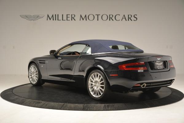 Used 2007 Aston Martin DB9 Convertible for sale Sold at Bugatti of Greenwich in Greenwich CT 06830 26