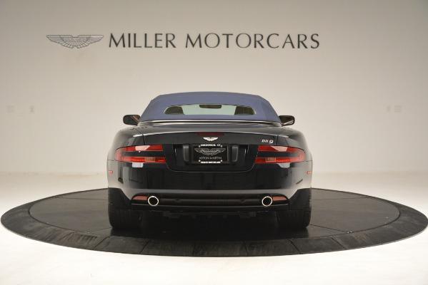 Used 2007 Aston Martin DB9 Convertible for sale Sold at Bugatti of Greenwich in Greenwich CT 06830 27