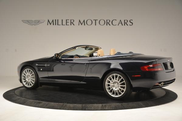 Used 2007 Aston Martin DB9 Convertible for sale Sold at Bugatti of Greenwich in Greenwich CT 06830 4