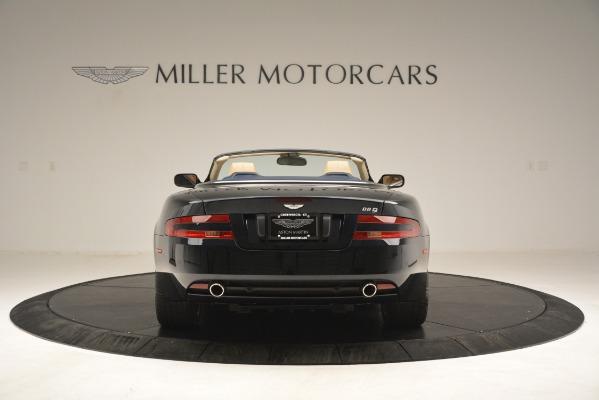 Used 2007 Aston Martin DB9 Convertible for sale Sold at Bugatti of Greenwich in Greenwich CT 06830 6