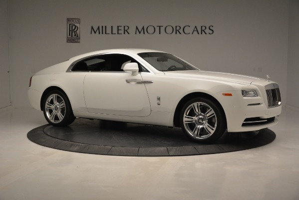 Used 2016 Rolls-Royce Wraith for sale Sold at Bugatti of Greenwich in Greenwich CT 06830 11