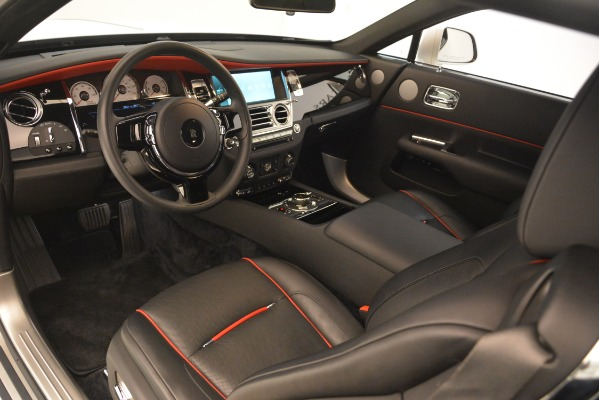 Used 2016 Rolls-Royce Wraith for sale Sold at Bugatti of Greenwich in Greenwich CT 06830 13