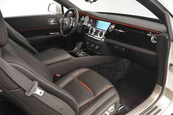 Used 2016 Rolls-Royce Wraith for sale Sold at Bugatti of Greenwich in Greenwich CT 06830 21