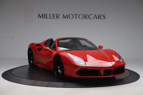 Used 2017 Ferrari 488 Spider for sale $275,900 at Bugatti of Greenwich in Greenwich CT 06830 11