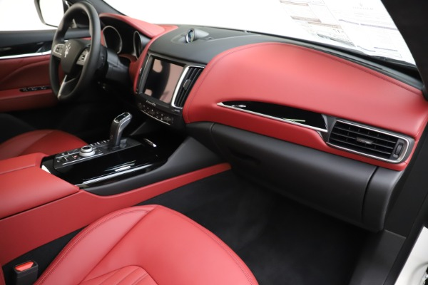New 2019 Maserati Levante Q4 for sale Sold at Bugatti of Greenwich in Greenwich CT 06830 22