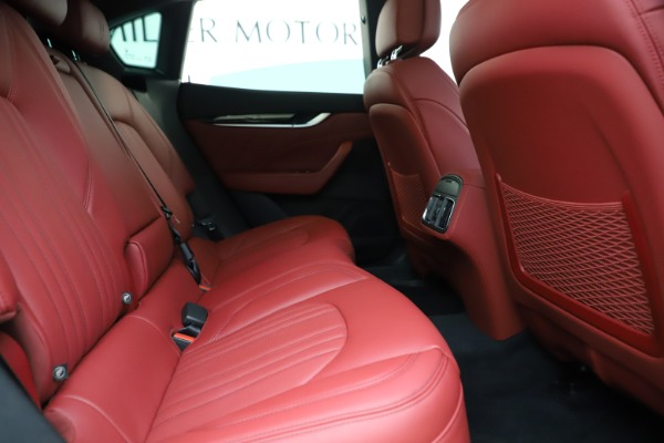 New 2019 Maserati Levante Q4 for sale Sold at Bugatti of Greenwich in Greenwich CT 06830 27