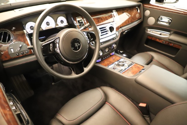 Used 2016 Rolls-Royce Ghost for sale Sold at Bugatti of Greenwich in Greenwich CT 06830 13