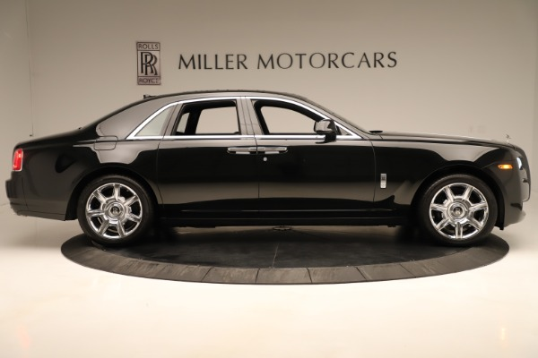 Used 2016 Rolls-Royce Ghost for sale Sold at Bugatti of Greenwich in Greenwich CT 06830 9