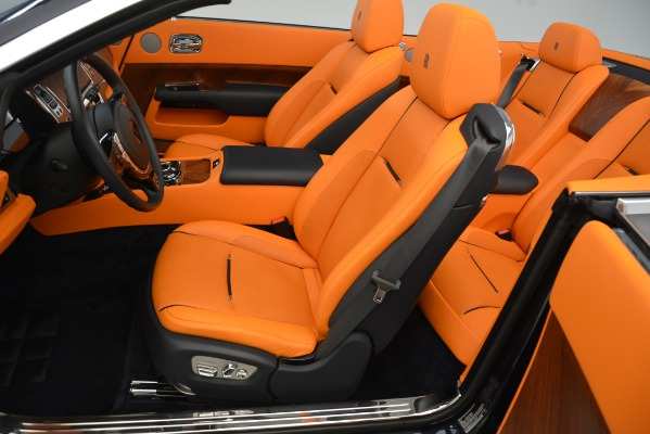 Used 2016 Rolls-Royce Dawn for sale Sold at Bugatti of Greenwich in Greenwich CT 06830 16