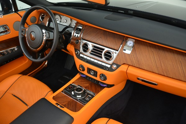 Used 2016 Rolls-Royce Dawn for sale Sold at Bugatti of Greenwich in Greenwich CT 06830 28