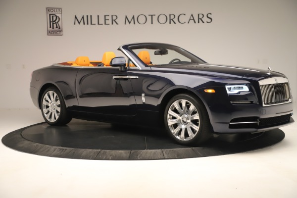 Used 2016 Rolls-Royce Dawn for sale Sold at Bugatti of Greenwich in Greenwich CT 06830 8