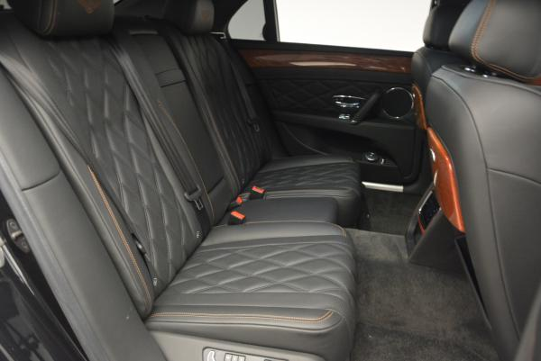 Used 2014 Bentley Flying Spur W12 for sale Sold at Bugatti of Greenwich in Greenwich CT 06830 22