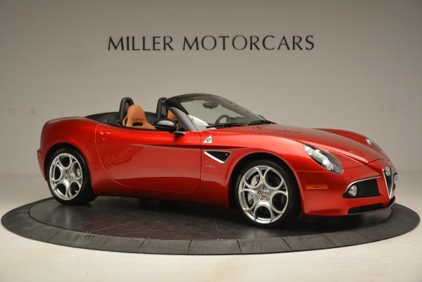 Used 2009 Alfa Romeo 8c Spider for sale Sold at Bugatti of Greenwich in Greenwich CT 06830 11
