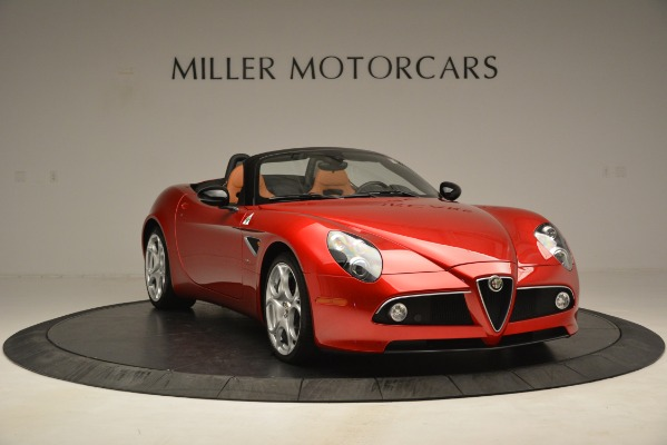 Used 2009 Alfa Romeo 8c Spider for sale Sold at Bugatti of Greenwich in Greenwich CT 06830 12