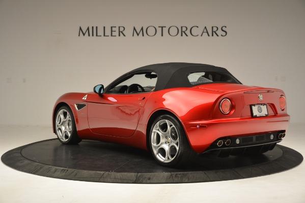 Used 2009 Alfa Romeo 8c Spider for sale Sold at Bugatti of Greenwich in Greenwich CT 06830 15