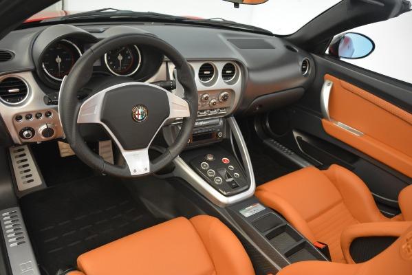 Used 2009 Alfa Romeo 8c Spider for sale Sold at Bugatti of Greenwich in Greenwich CT 06830 16