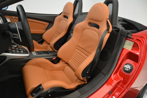 Used 2009 Alfa Romeo 8c Spider for sale Sold at Bugatti of Greenwich in Greenwich CT 06830 18