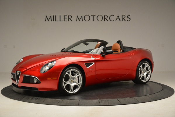 Used 2009 Alfa Romeo 8c Spider for sale Sold at Bugatti of Greenwich in Greenwich CT 06830 2