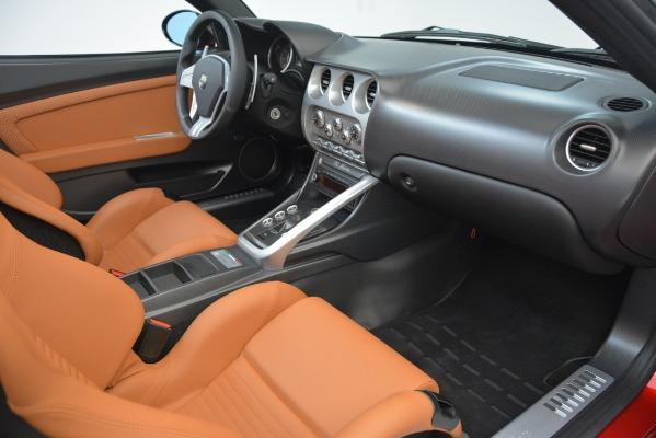 Used 2009 Alfa Romeo 8c Spider for sale Sold at Bugatti of Greenwich in Greenwich CT 06830 20