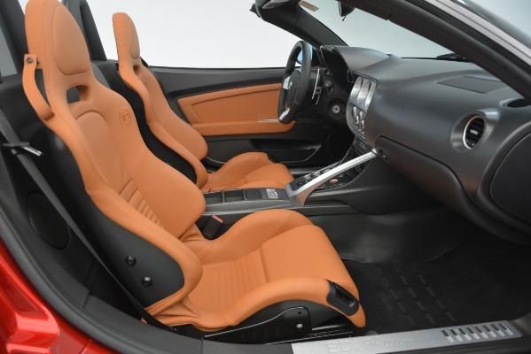 Used 2009 Alfa Romeo 8c Spider for sale Sold at Bugatti of Greenwich in Greenwich CT 06830 21