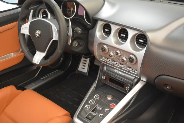 Used 2009 Alfa Romeo 8c Spider for sale Sold at Bugatti of Greenwich in Greenwich CT 06830 23