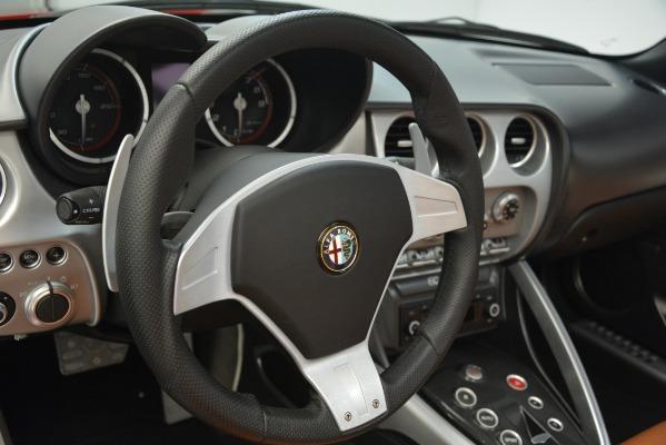 Used 2009 Alfa Romeo 8c Spider for sale Sold at Bugatti of Greenwich in Greenwich CT 06830 24