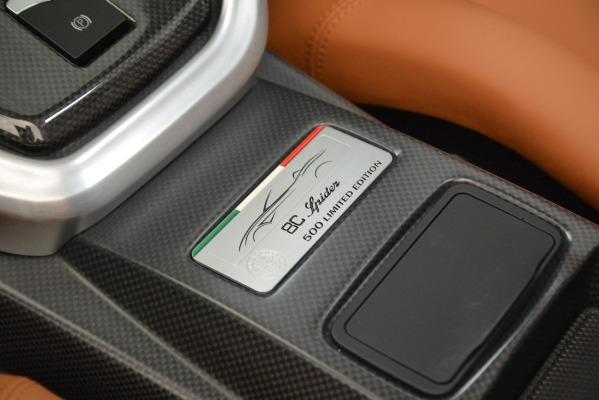 Used 2009 Alfa Romeo 8c Spider for sale Sold at Bugatti of Greenwich in Greenwich CT 06830 25