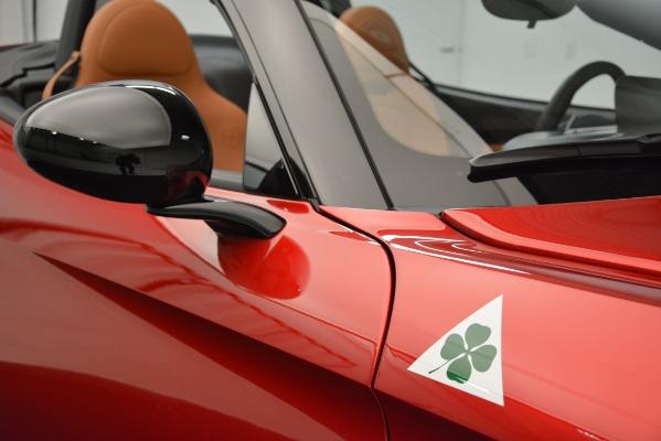 Used 2009 Alfa Romeo 8c Spider for sale Sold at Bugatti of Greenwich in Greenwich CT 06830 28