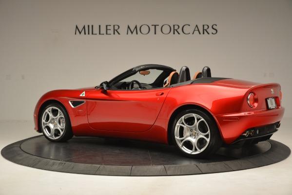 Used 2009 Alfa Romeo 8c Spider for sale Sold at Bugatti of Greenwich in Greenwich CT 06830 4