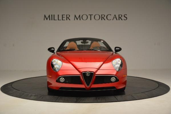 Used 2009 Alfa Romeo 8c Spider for sale Sold at Bugatti of Greenwich in Greenwich CT 06830 7