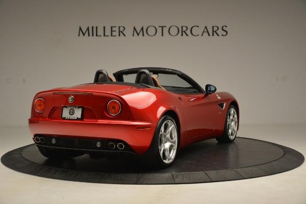 Used 2009 Alfa Romeo 8c Spider for sale Sold at Bugatti of Greenwich in Greenwich CT 06830 8