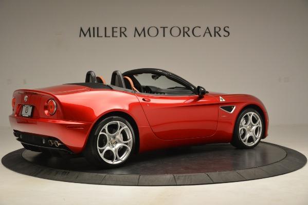 Used 2009 Alfa Romeo 8c Spider for sale Sold at Bugatti of Greenwich in Greenwich CT 06830 9