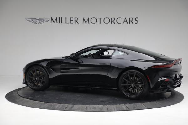 New 2019 Aston Martin Vantage V8 for sale Sold at Bugatti of Greenwich in Greenwich CT 06830 3