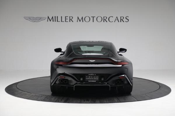New 2019 Aston Martin Vantage V8 for sale Sold at Bugatti of Greenwich in Greenwich CT 06830 5