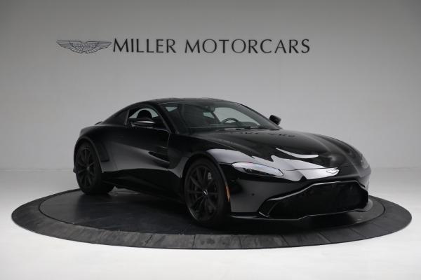 New 2019 Aston Martin Vantage V8 for sale Sold at Bugatti of Greenwich in Greenwich CT 06830 9