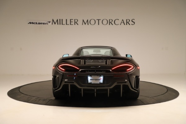 Used 2020 McLaren 600LT Spider for sale $249,900 at Bugatti of Greenwich in Greenwich CT 06830 12