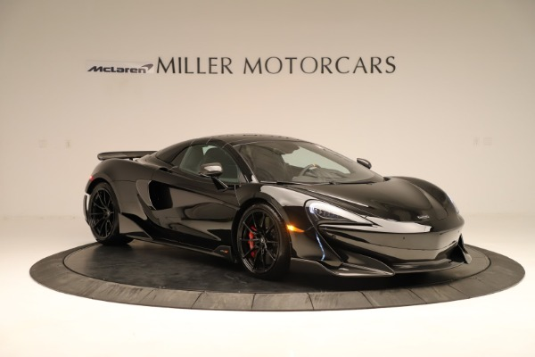 Used 2020 McLaren 600LT Spider for sale $249,900 at Bugatti of Greenwich in Greenwich CT 06830 15