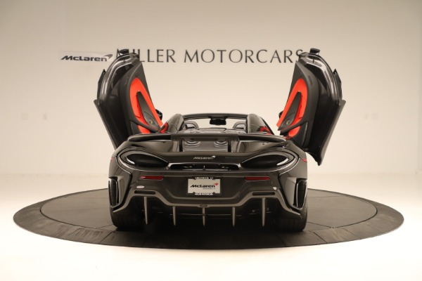 Used 2020 McLaren 600LT Spider for sale $249,900 at Bugatti of Greenwich in Greenwich CT 06830 20