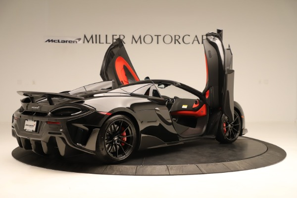 Used 2020 McLaren 600LT Spider for sale $249,900 at Bugatti of Greenwich in Greenwich CT 06830 21