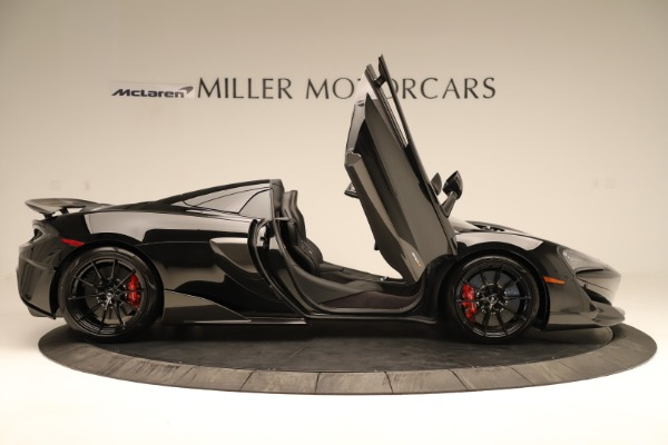 Used 2020 McLaren 600LT Spider for sale $249,900 at Bugatti of Greenwich in Greenwich CT 06830 22