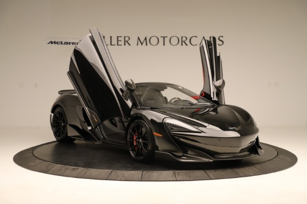 Used 2020 McLaren 600LT Spider for sale $249,900 at Bugatti of Greenwich in Greenwich CT 06830 23
