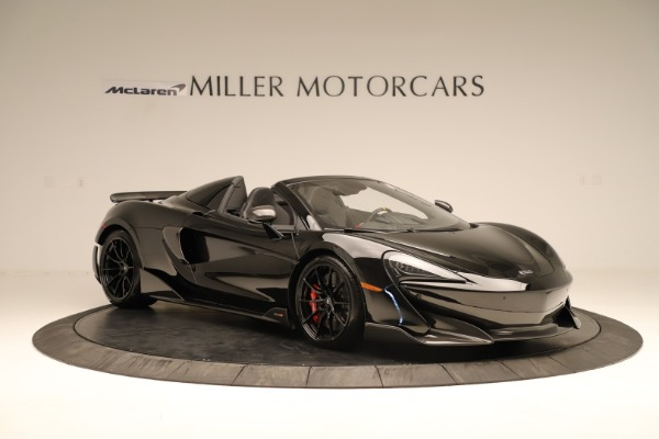 Used 2020 McLaren 600LT Spider for sale $249,900 at Bugatti of Greenwich in Greenwich CT 06830 7