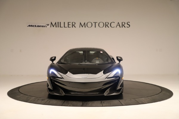 Used 2020 McLaren 600LT Spider for sale $249,900 at Bugatti of Greenwich in Greenwich CT 06830 8